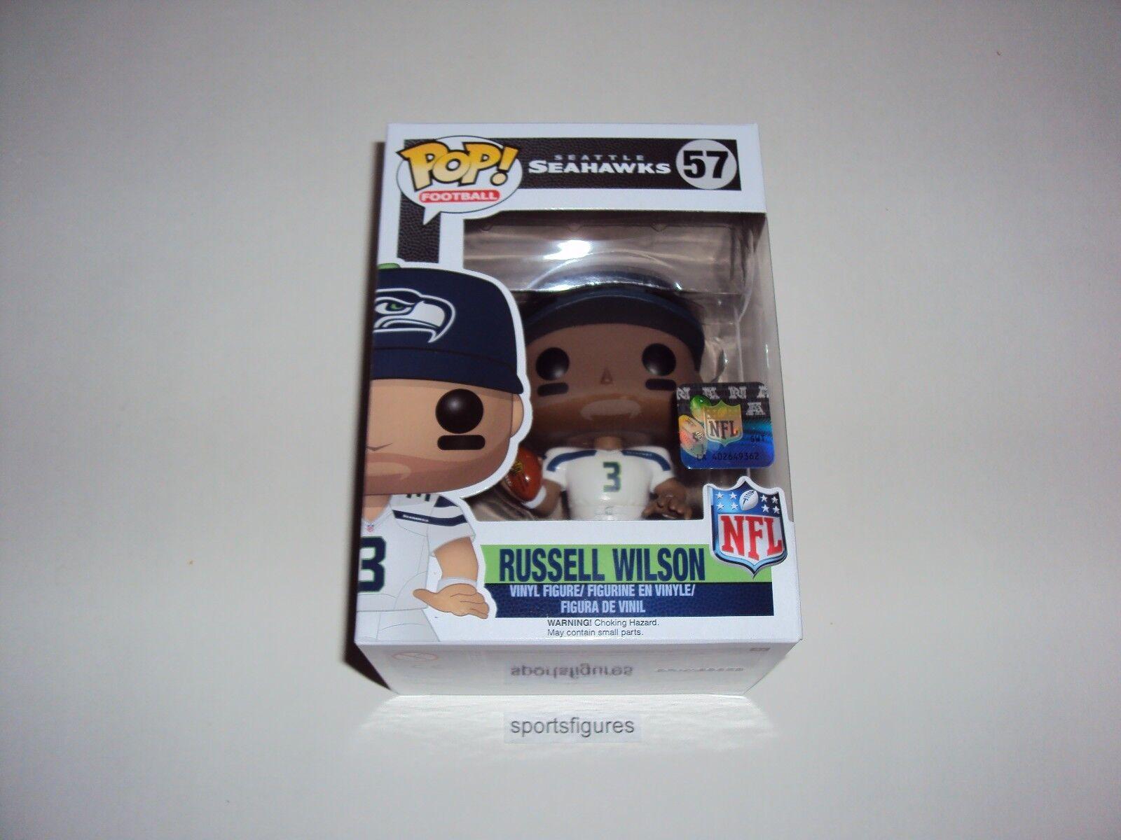 NFL Seattle Seahawks Russell Wilson WAVE 3 Pop cifra in vinile da divertimentoko