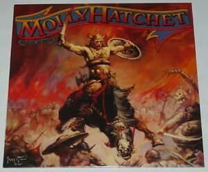 Molly-Hatchet-Beatin-039-The-Odds-LP-New-SPV-2013-reissue-vinyl-edition-New