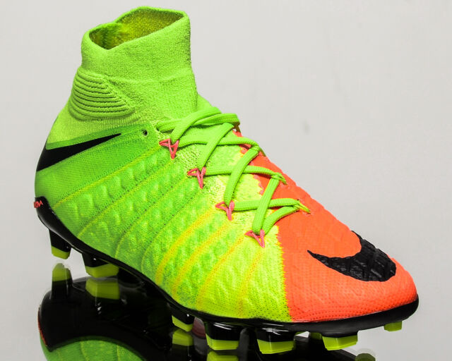 85e85b3921e6 Nike JR Hypervenom Phantom 3 DF FG youth soccer football cleats NEW  882087-308