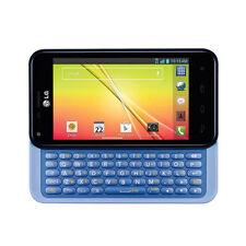 LG Optimus F3Q D520 - 4GB - Black (T-Mobile - Unlocked) Smartphone Slider phone