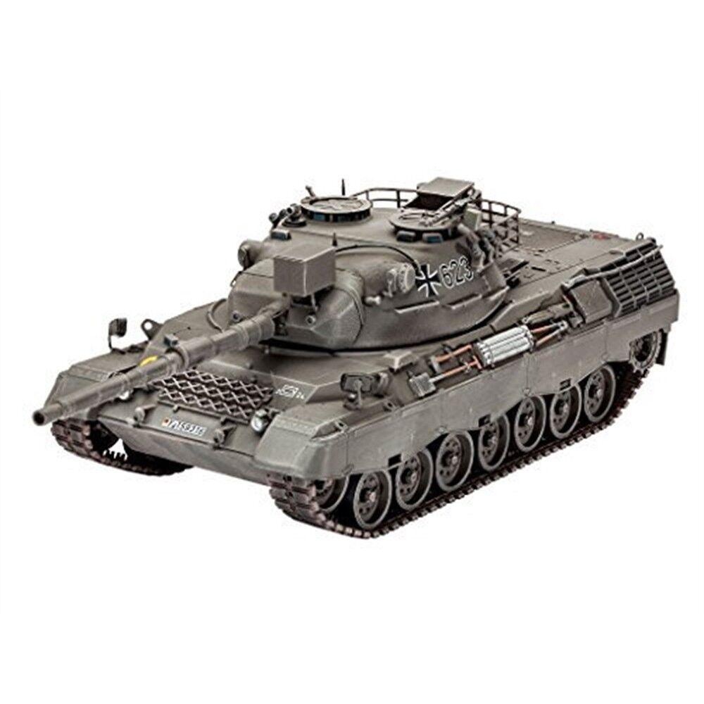 Leopard 1a1 Revell  1 35 skala - Revell 03258 135 militär- modellllerler