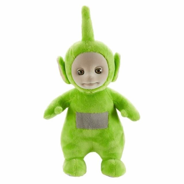 Teletubbies 26cm Talking Dipsy Soft Plush Toy Ebay