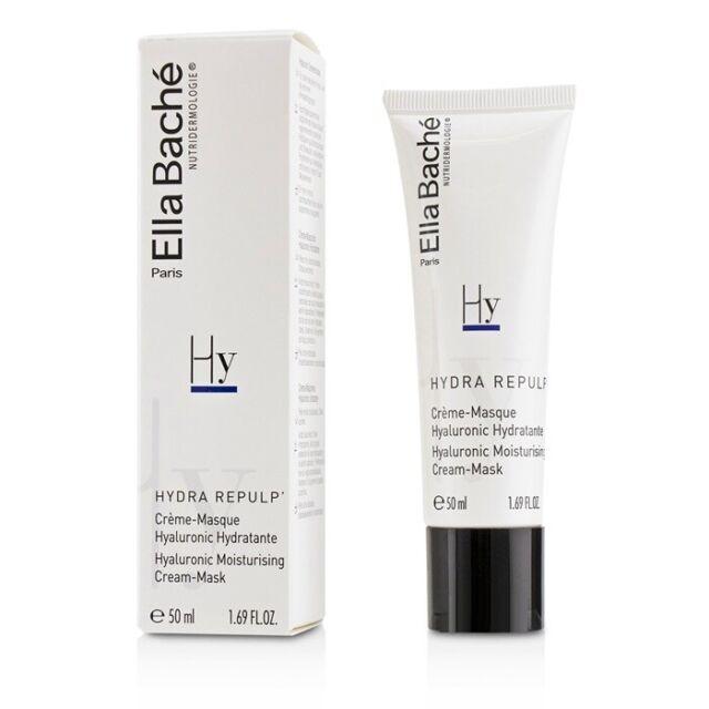 NEW Ella Bache Hyaluronic Moisturising Cream-Mask 50ml Womens Skin Care