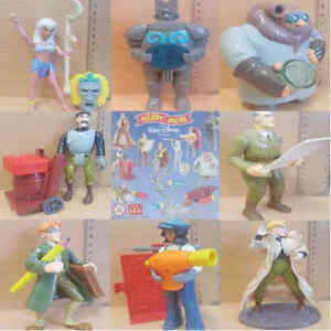 McDonalds-Happy-Meal-Toy-2001-Atlantis-Lost-Empire-Plastic-Characters-Various