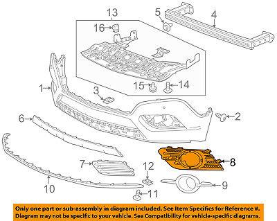 Buick GM OEM 13-16 Encore Fender-Wheel Flare Molding Left 95291865