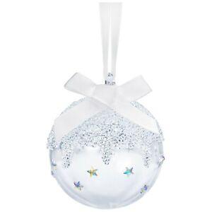 Swarovski-Crystal-Creation-5464884-Christmas-Ball-Ornament-Small-RRP-89