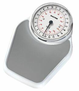 Salter-Academy-Doctors-Style-Bathroom-Scales-White-Grey