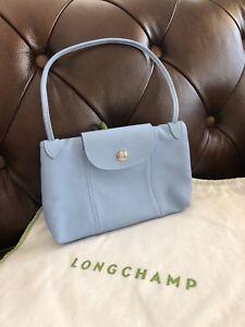 9e75d17a9e25 NEW AUTHENTIC Longchamp Le Pliage Cuir Small Leather Crossbody Bag ...