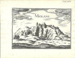 Antique-map-Miolans