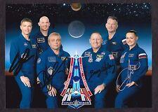 ISS-41 (2014) WISEMAN, SURAEV, GERST, SEROVA, SAMOKUTYAEV, WILMORE sgn J59