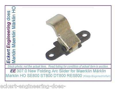 EE 035 NEW 7174 Marklin HO Slider Pick Up Shoe for 3rd Rail Power Contact