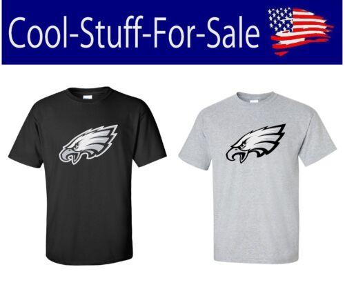 Philadelphia Eagles Logo Football T Shirt