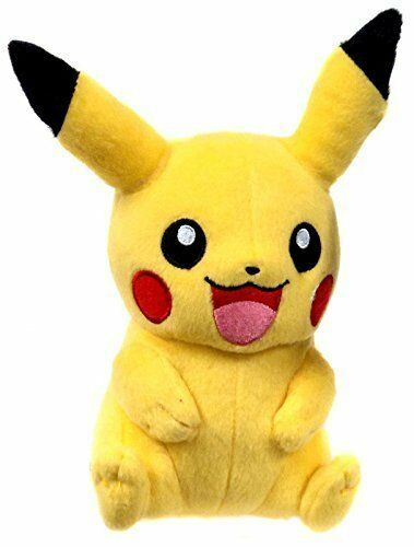 Pokemon 20.3cm Pikachu Peluche Pokémon Suave Osito Amigo Niños Infantes