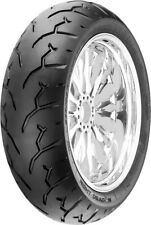 Black Wall Avon Cobra Chrome AV92 Rear Motorcycle Tire 180//55R-18 74W