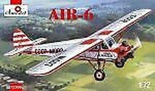 Amodel 72306 - 1:72 AIR-6 Light Civil Aircraft - Nuevo
