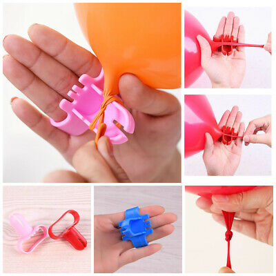 Use Wedding Supplies Knot Tying Balloon Tie Quick Balloons Knotter Party Tools