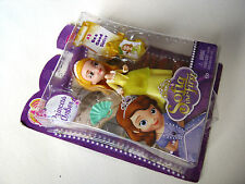 "Original Disney Sofia The First Princess Amber #3 Magical Talking Castle 3"" Doll"