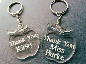 Thank-you-teacher-acrylic-apple-key-ring-personalised-any-name-gift