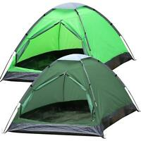 Outdoor Camping Waterproof Tents 3 Season Family 2person Folding Tent Hiking