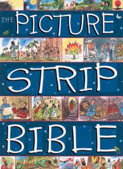Picture Strip Bible By  F. Henderson, Chris Saunderson