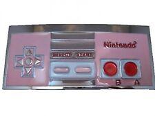 NINTENDO Controller Belt Buckle PINK Licensed gamer gif