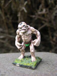 Cthulhu Rpg , Daemon Créature, Peint