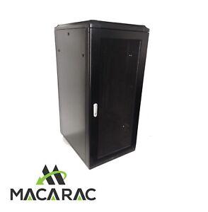 32U-800mm-DEEP-SERVER-DATA-CABINET-19-034-Rack-Incl-4-x-240Vac-Fan-Unit