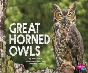 Great-Horned-Owls-by-Melissa-Hill-Hardback-2015