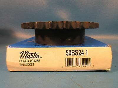 "Martin  50BS14 1 Finished Bore Sprocket 1.0/""  Bore"