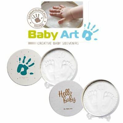 Baby Art Magic Box Memory Hand Foot Print Clay Casting Imprint Kit Newborn