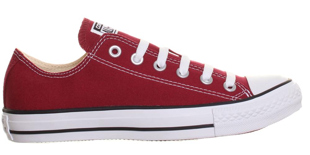 Conversare Chuck Taylor All Star Chucks CT OX Low scarpe  da ginnastica scarpe rosso M9691  prezzi più bassi