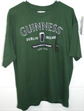 Women/'s Medium Crewneck Patrick/'s Day *NEW* Guinness Beer T-Shirt 2017 St