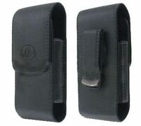 Leather Case For Verizon Samsung Galaxy Stratosphere 2 Ii I415, Att Express I437