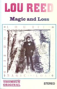 Lou Reed ..Magic And Loss.. Import Cassette Tape