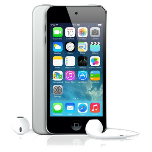 1 of 1 - Apple iPod touch 5th Generation Black / Silver (16GB)