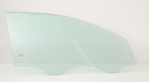 Fit 2007-2010 Hyundai Elantra Sedan Passenger Right Side Front Door Window Glass
