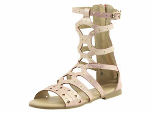 Nanette Lepore Little//Big Girl/'s Studded Gladiator Sandals Shoes
