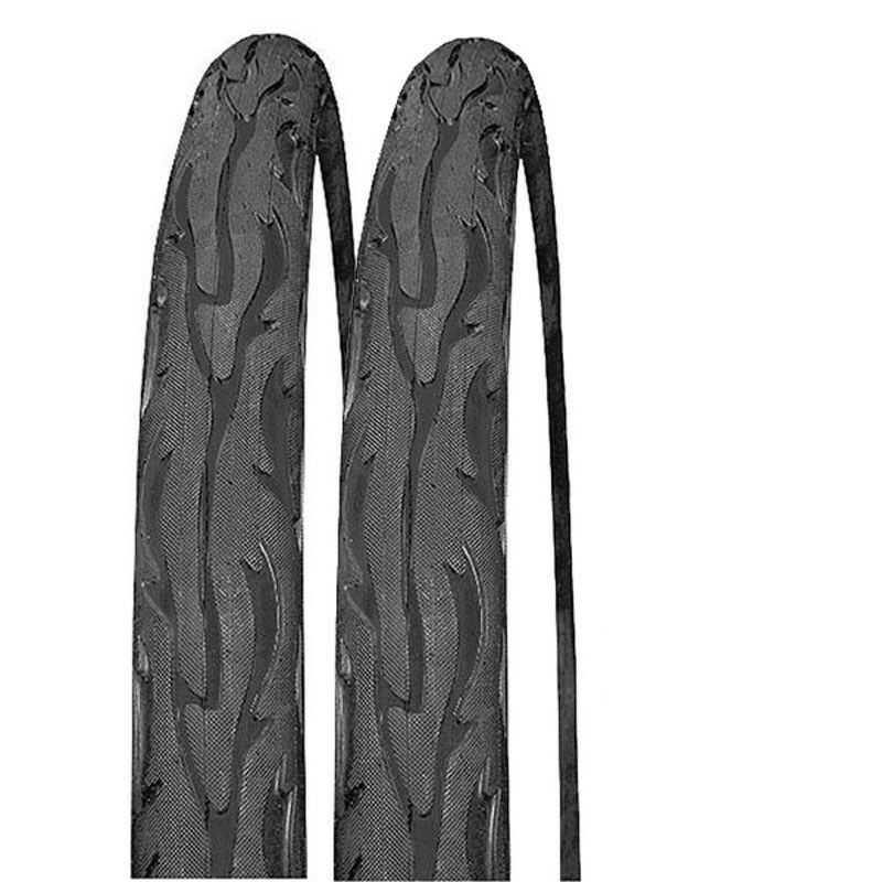 2 x Kenda Flame K1008 MTB Fahrrad Reifen 57-559   26x2.125 Negativprofil 26 Zoll  | Up-to-date-styling