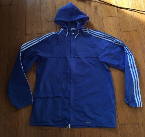 Hoody Adidas Kagool Ventex M jas Originals Medium Vintage Retro 70's Hoodie RSAwn0q