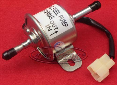 For Kubota M108 Electric Fuel Pump Diesel Fuel Pump R1401-51350 R1401-51352 12V