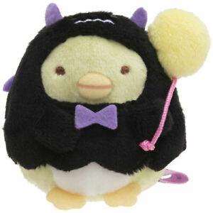 Sumikko-Gurashi-Pinguino-Mini-Tenori-Muneco-De-Peluche-Halloween-2019-San-x-Japon
