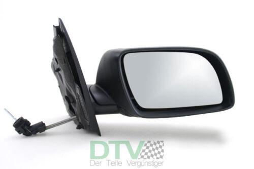 VW Polo Spiegel Außenspiegel rechts Beifahrerseite manuell 9N ab 10//01-04//05