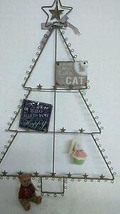 portatarjetas-tablero-de-notas-arbol-de-Navidad-Shabby-Cottage-Country