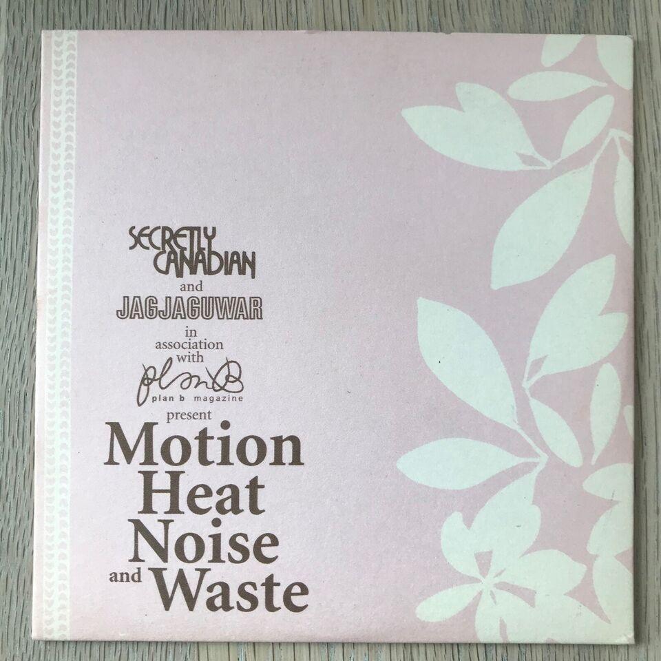 Forskellige: Motion Heat Noise And Waste, alternativ
