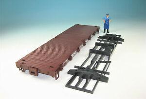 LGB-Ersatzteil-Wagenboden-42780-mit-Fahrgestellrahmen