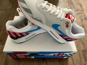 Nike Air Max 1 X Parra UK 8.5 BRAND NEW BOXED RARE Patta