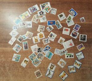 Germany-Federal-Frg-vintage-yearset-1992-Postmarked-Used-complete