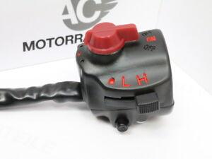Honda CB 500 Four K0 K1 Lenkerschalter Blinkerschalter links Repro Made in Japan