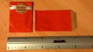lot 25 pochettes sachets kraft bijoux cadeaux..7x13 rouge - France - État : Neuf: Objet neuf et intact, n'ayant jamais servi, non ouvert, vendu dans son emballage d'origine (lorsqu'il y en a un). L'emballage doit tre le mme que celui de l'objet vendu en magasin, sauf si l'objet a été emballé par le fabricant d - France