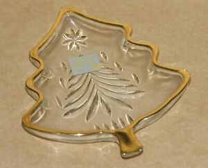 Mikasa-Crystal-Christmas-Tree-Tidbit-Nut-Candy-Dish